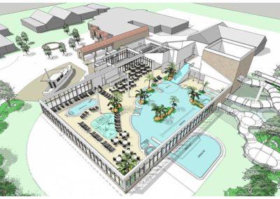 Nieuw Zwembad de Krim