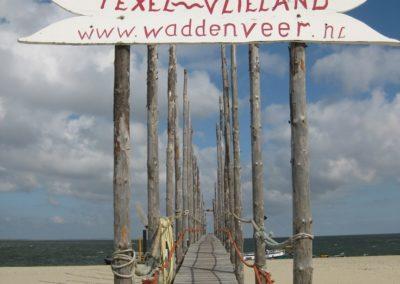 Verbinding Texel Vlieland